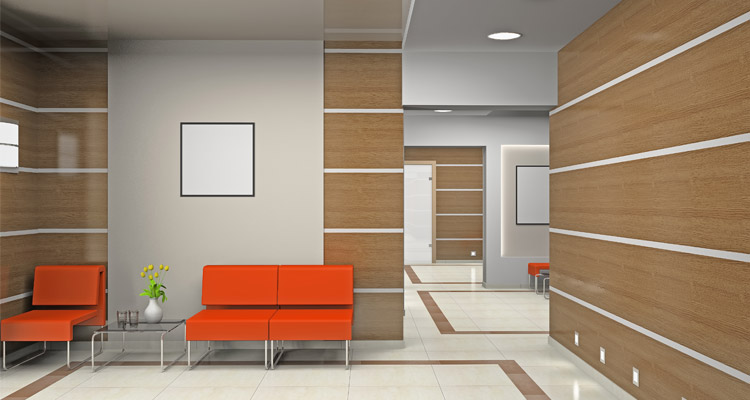 Office Lobby Areas Design and Functionality