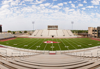 Owasso Hight School Athletic Field